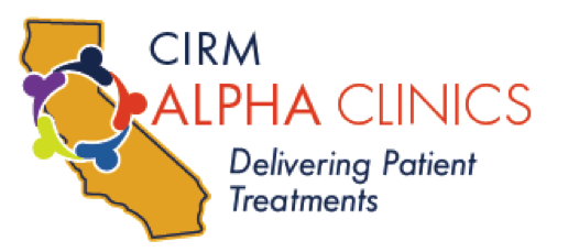 California Institute of Regenerative Medicine Alpha Clinics Logo
